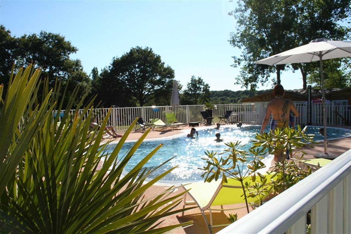 Piscine chauff e piscine chauff e dans le sud morbihan for Camping avec piscine morbihan